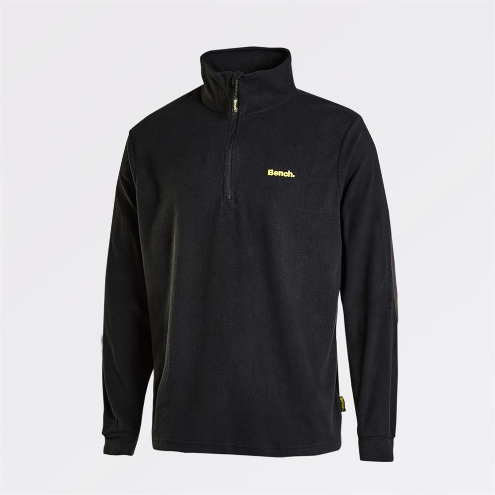 Picture of Bench Albany Fleece Black