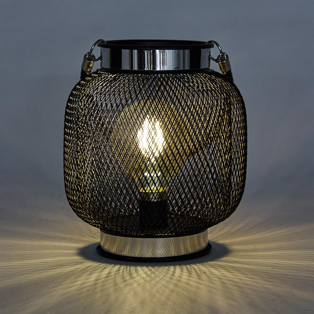 Picture of Home Collections Mesh LED Lantern
