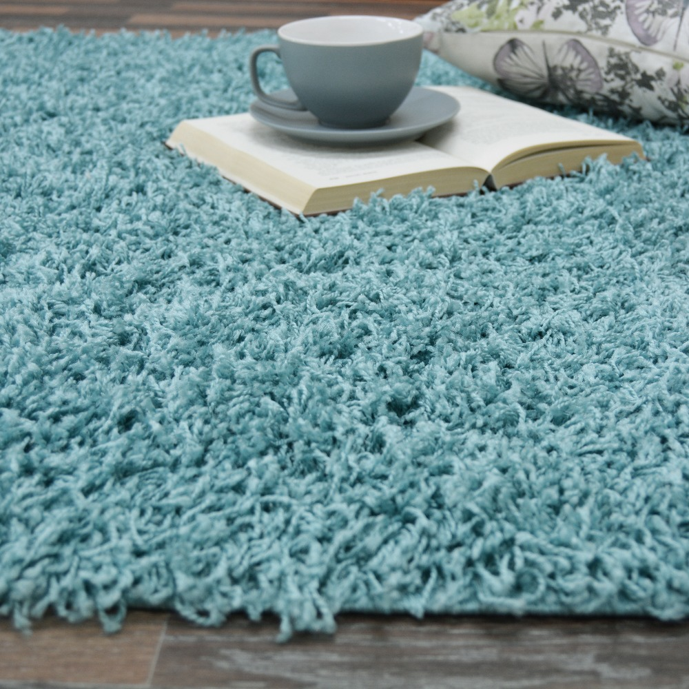 Picture of Athen's Shaggy Duck Egg Rug