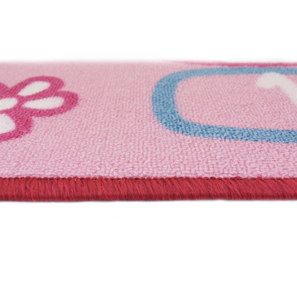 Picture of Pink Hopscotch Rug