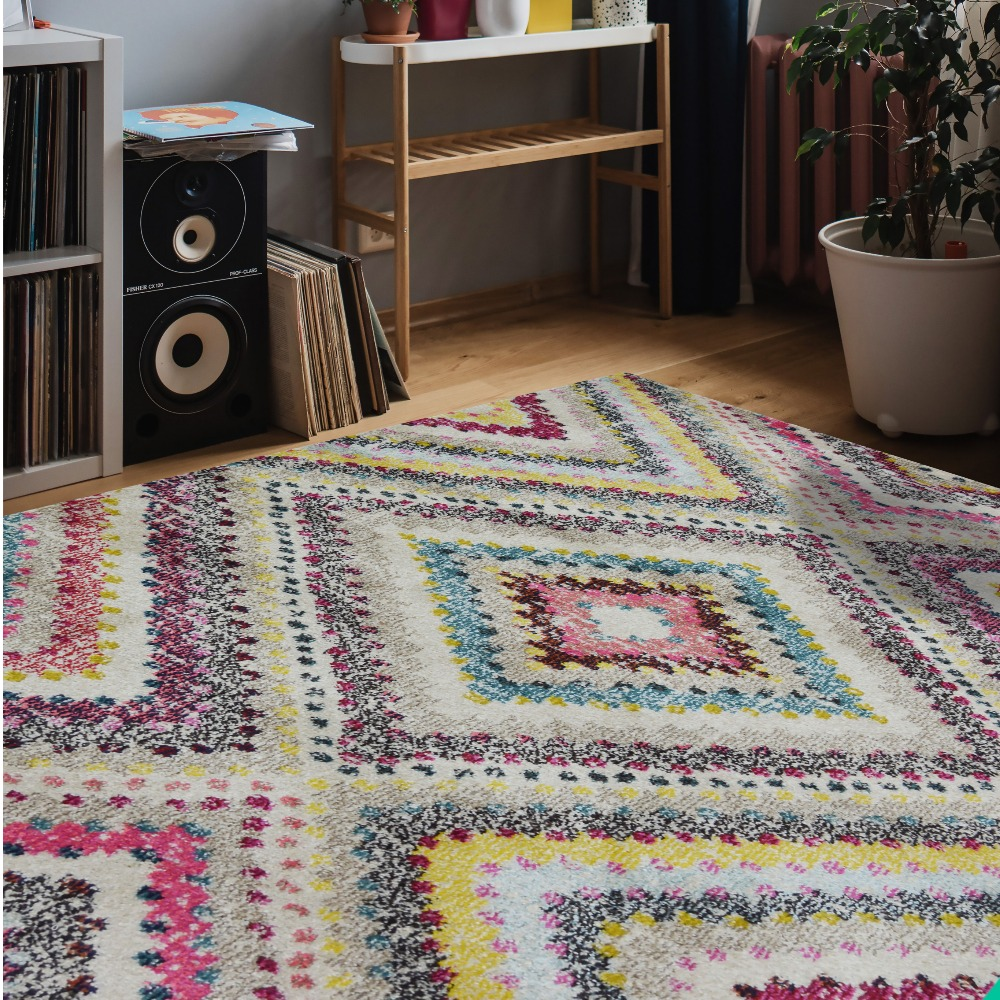 Picture of Navajo Colourful Rug