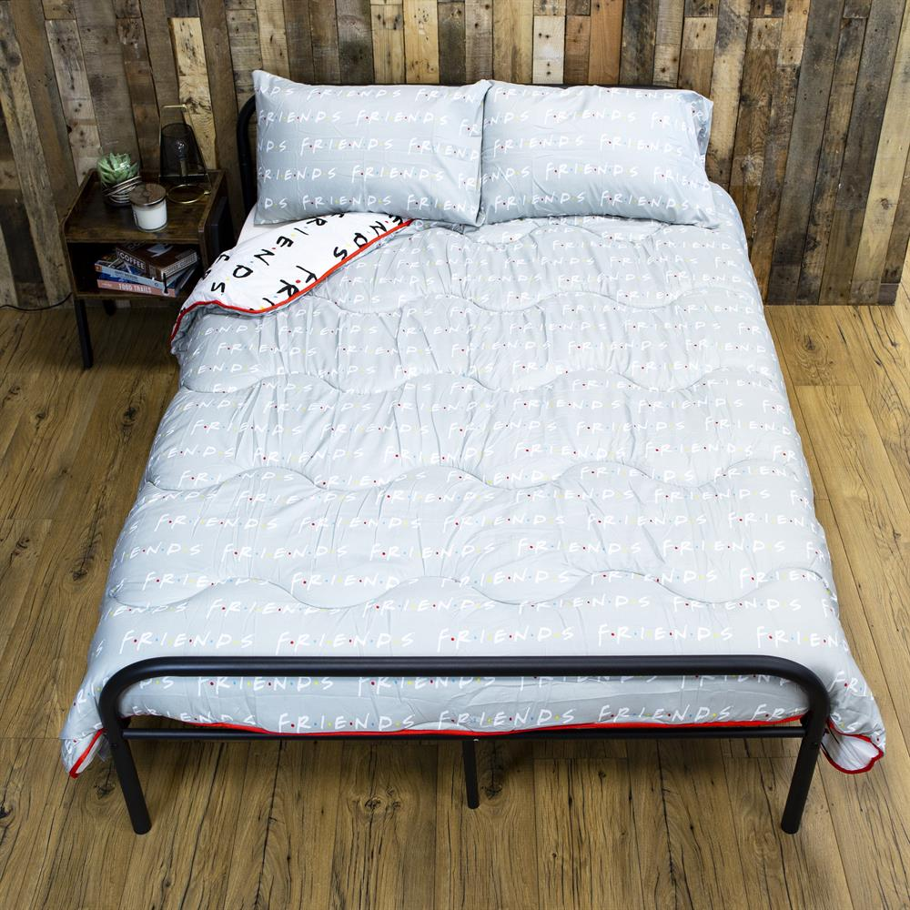 Picture of Friends Coverless Carefree 10.5 Tog Bedding Set
