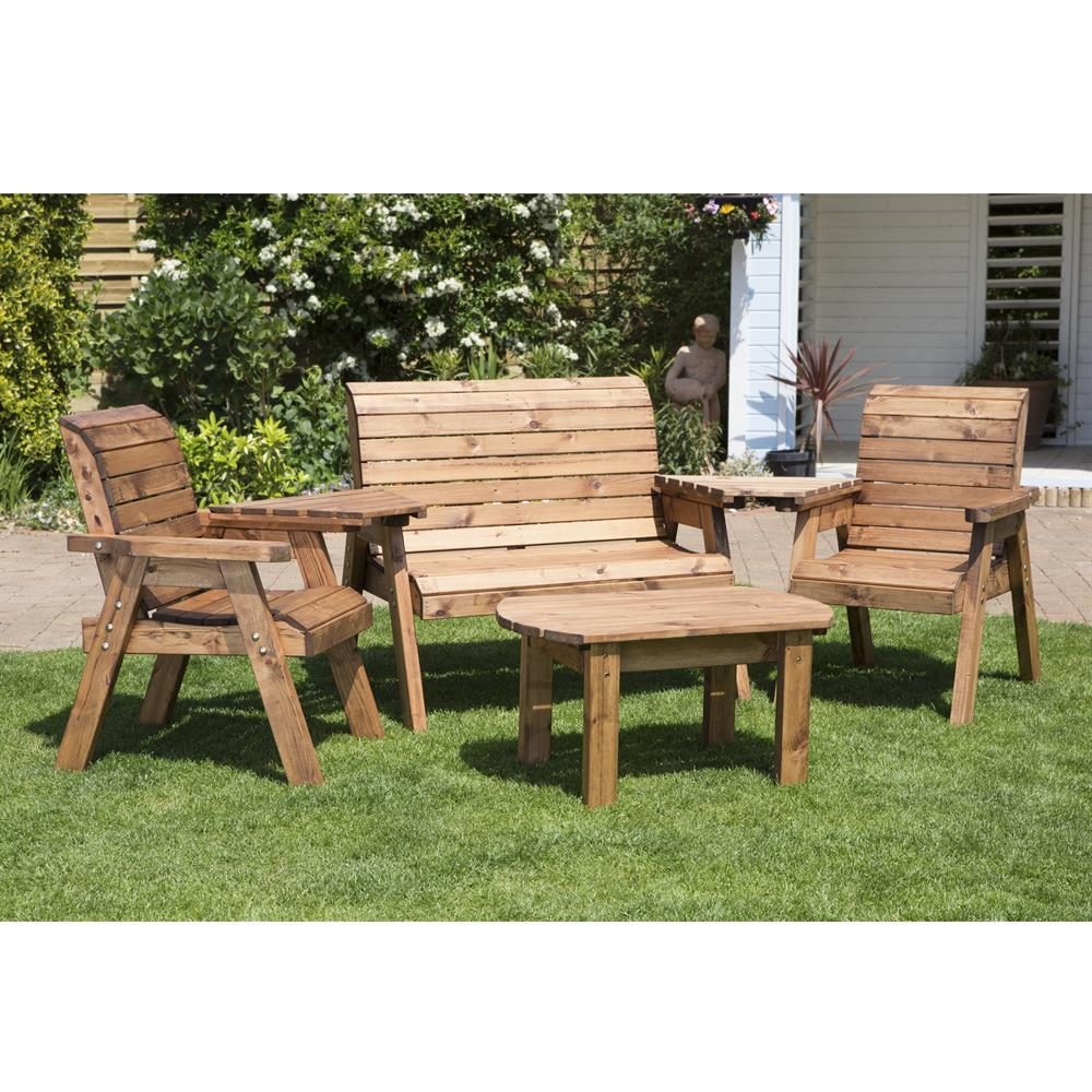 Picture of Charles Taylor: Four Seat Multi Set with Cushions