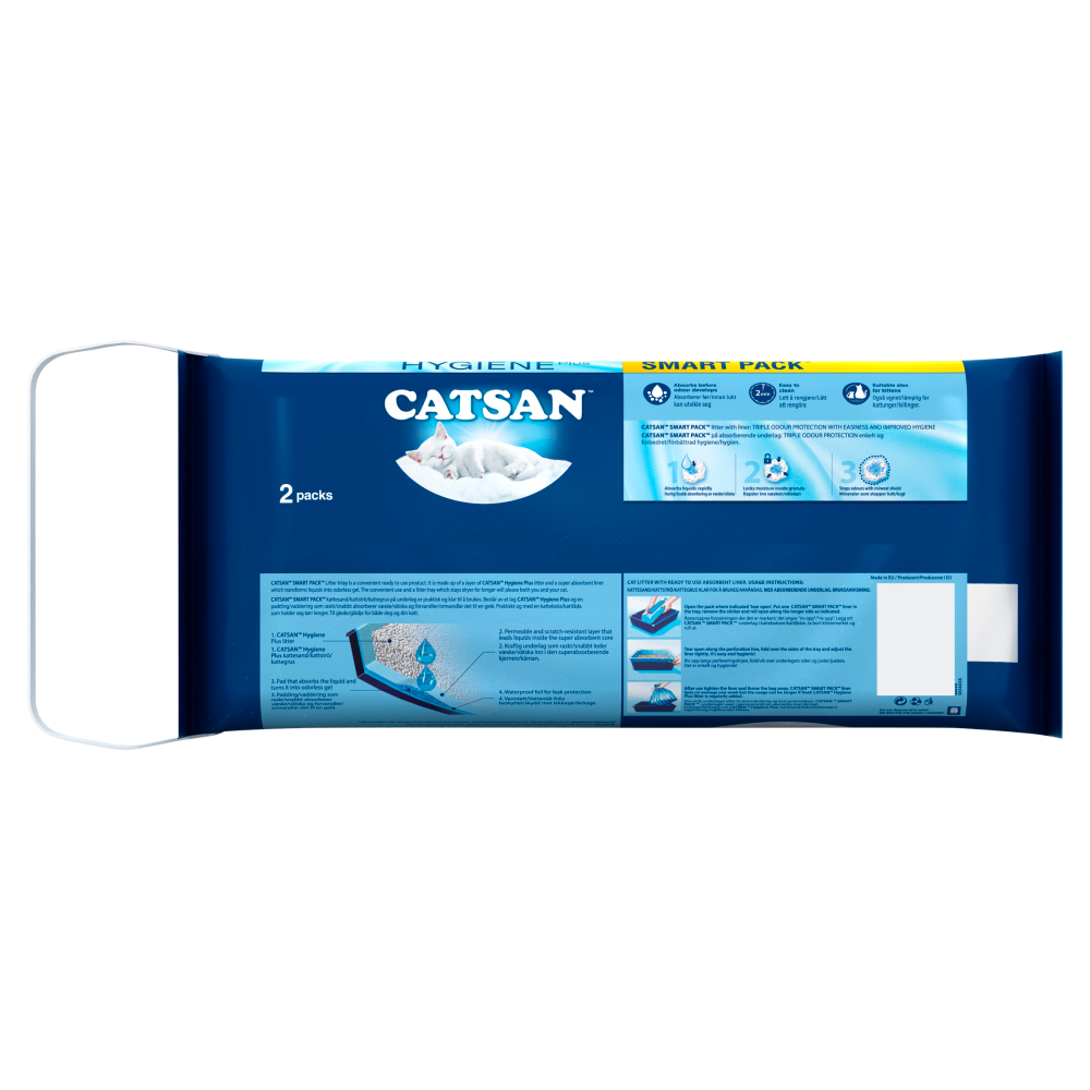 Picture of Catsan Smart Pack Non Clumping Cat Litter