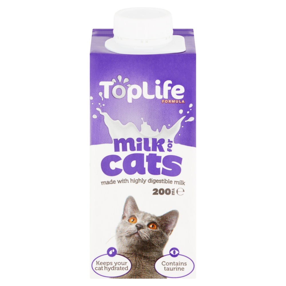 Picture of TopLife Milk for Cats (Case of 18)