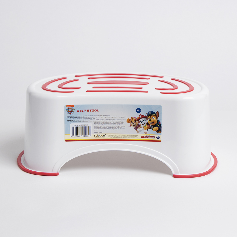 Picture of Paw Patrol: Pups Step Stool