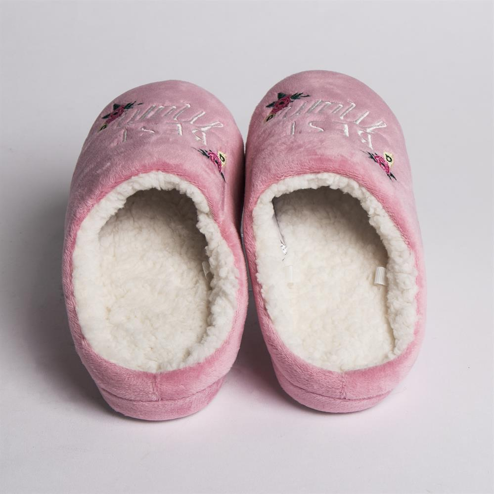 Picture of 'Best Mum' Slippers