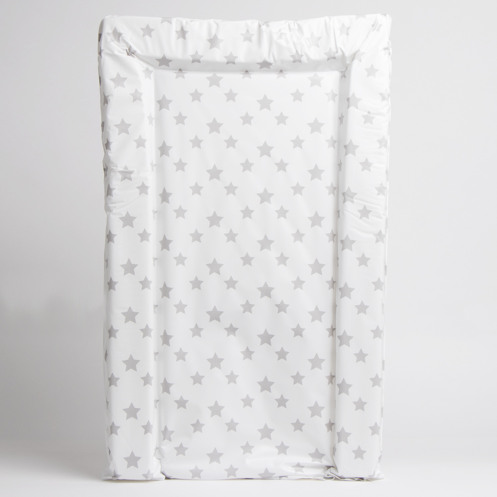 Picture of Pure Baby: Stars Changing Mat - Grey