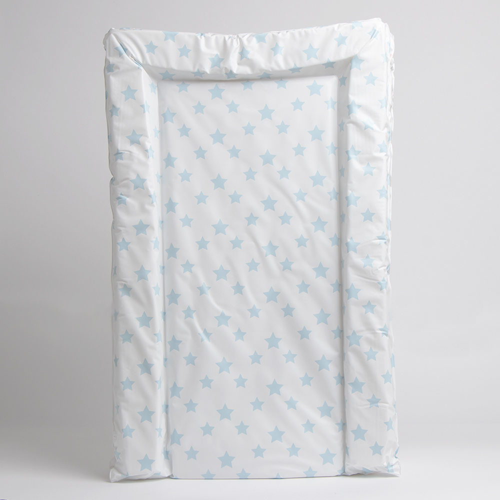 Picture of Pure Baby: Stars Changing Mat - Blue