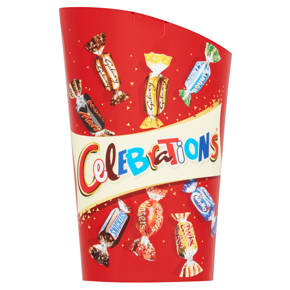 Picture of Celebrations Carton 380g (6x)