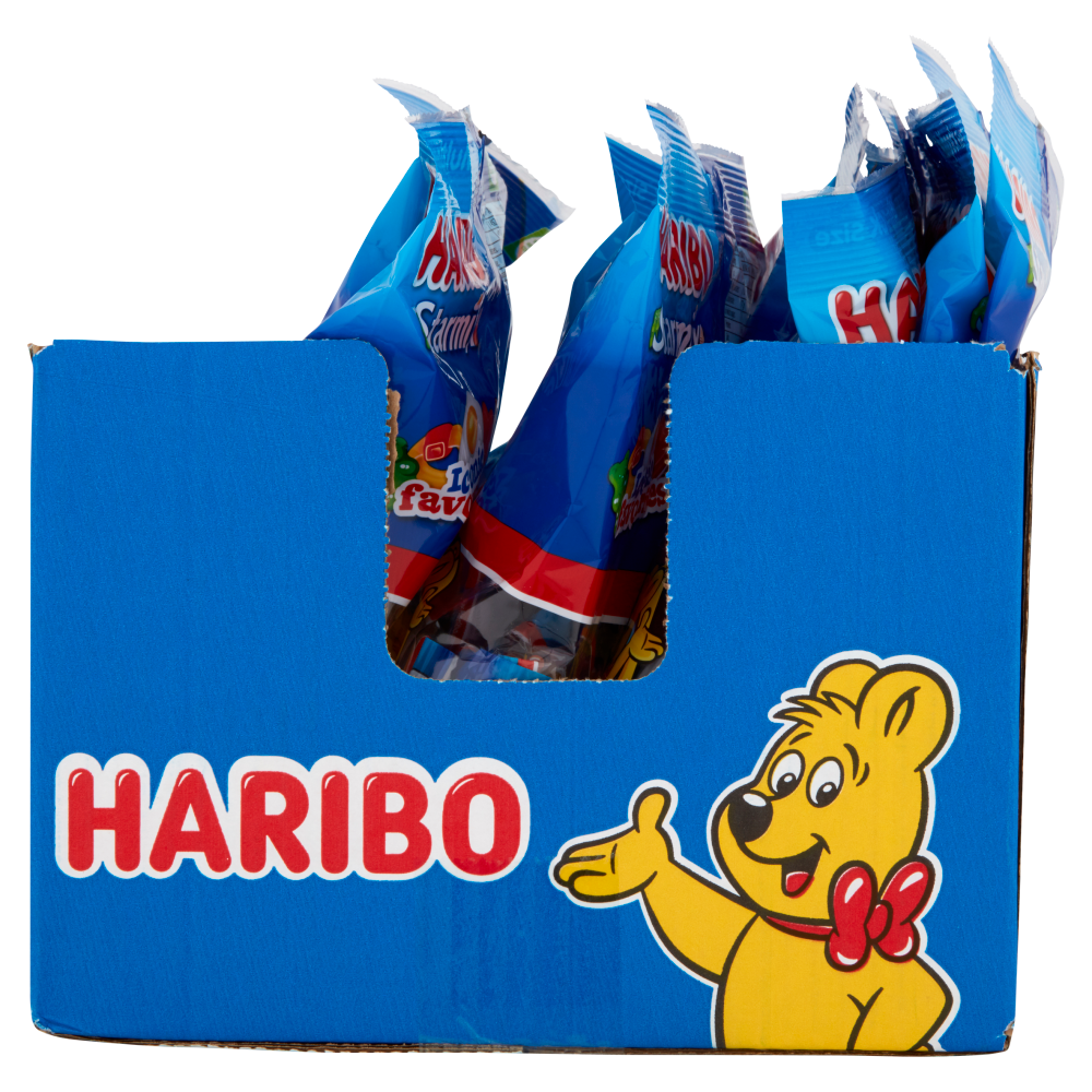 Picture of Haribo Starmix Multipack Bag 176g (10x)