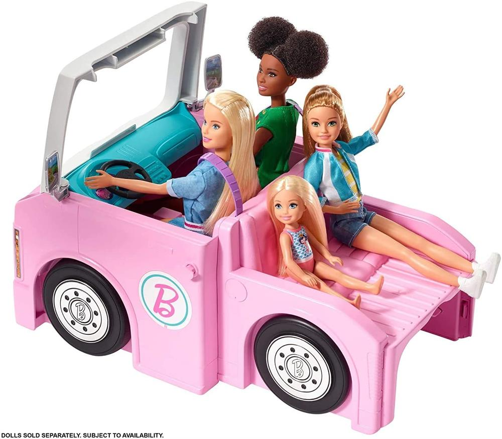 Picture of Barbie 3-in-1 DreamCamper Vehicle