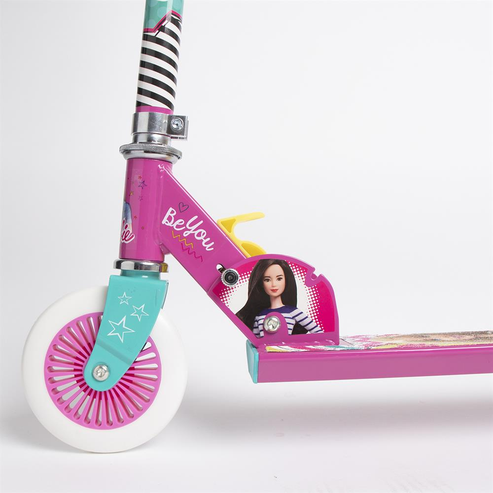 Picture of Barbie: Folding Inline Scooter