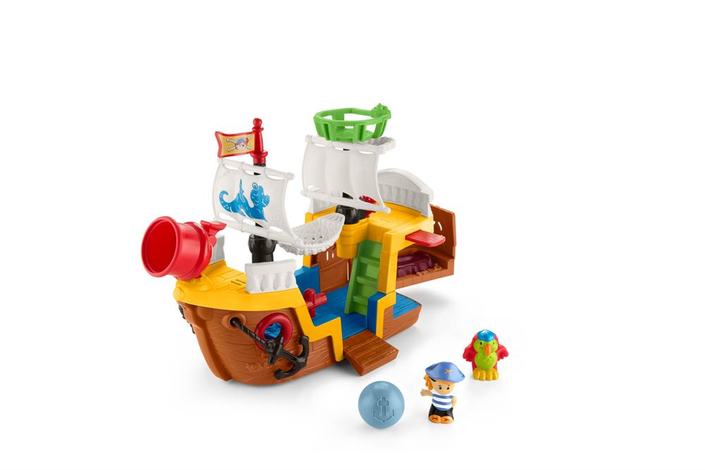 Picture of Fisher Price Little People Pirate Ship