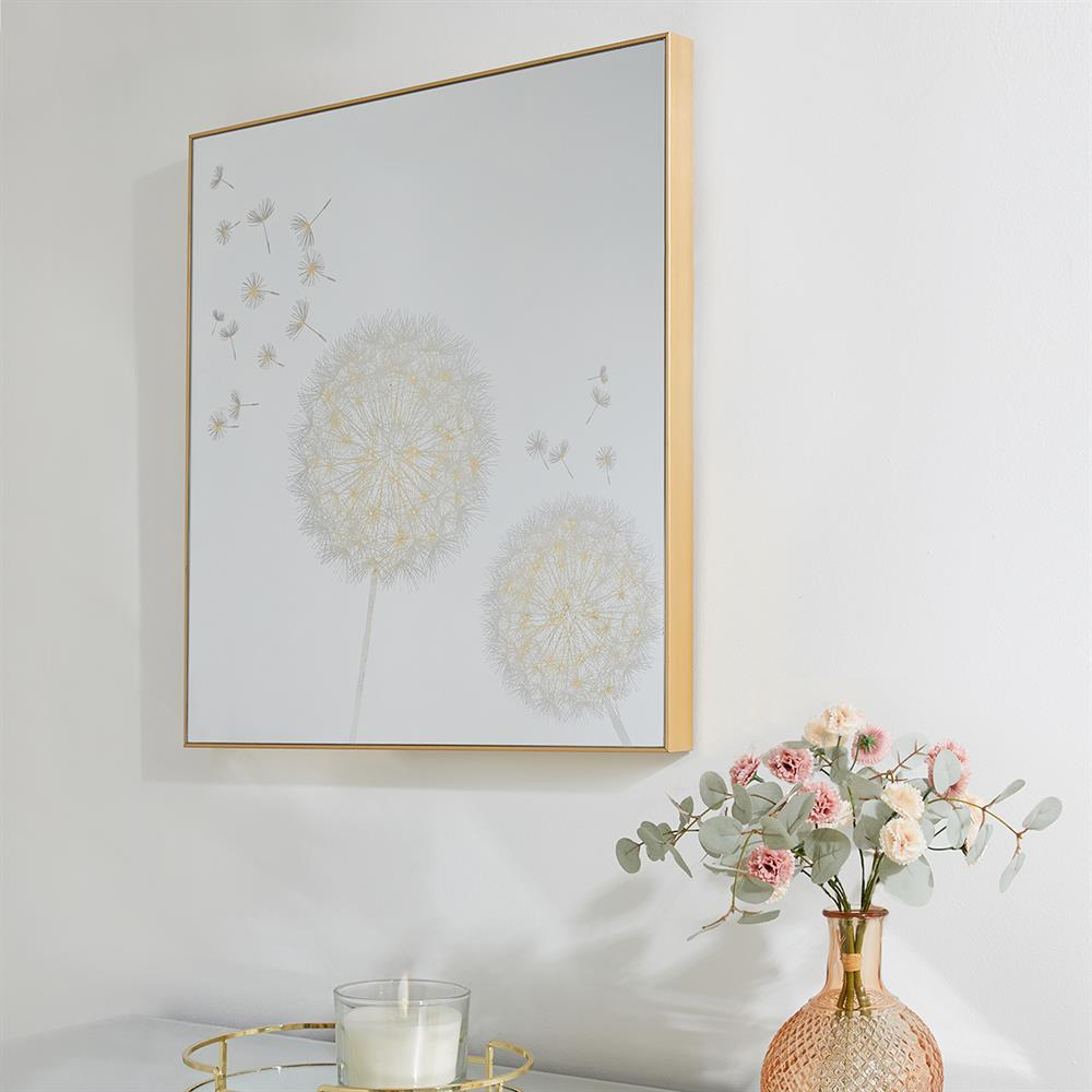 Picture of Arthouse Dandelion Mirror with Foil