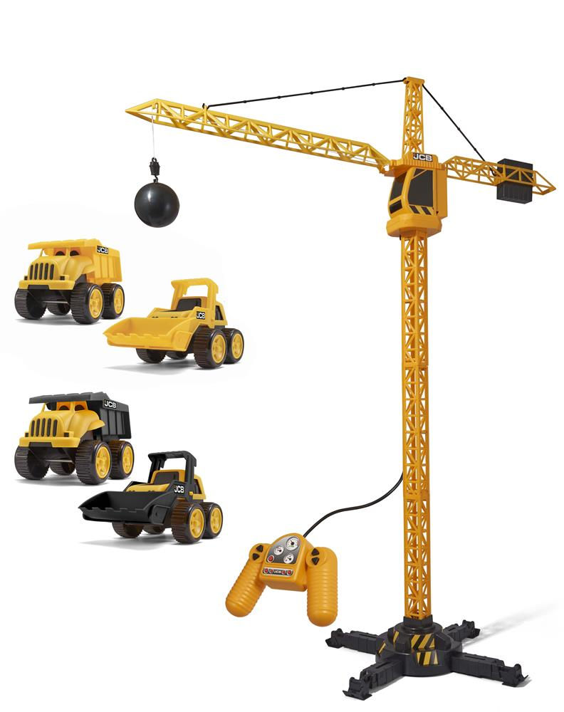 Picture of Teamsterz JCB Remote Control Tower Crane