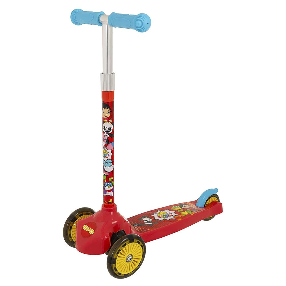 Picture of Ryan's World: Light Up Move N Groove Scooter