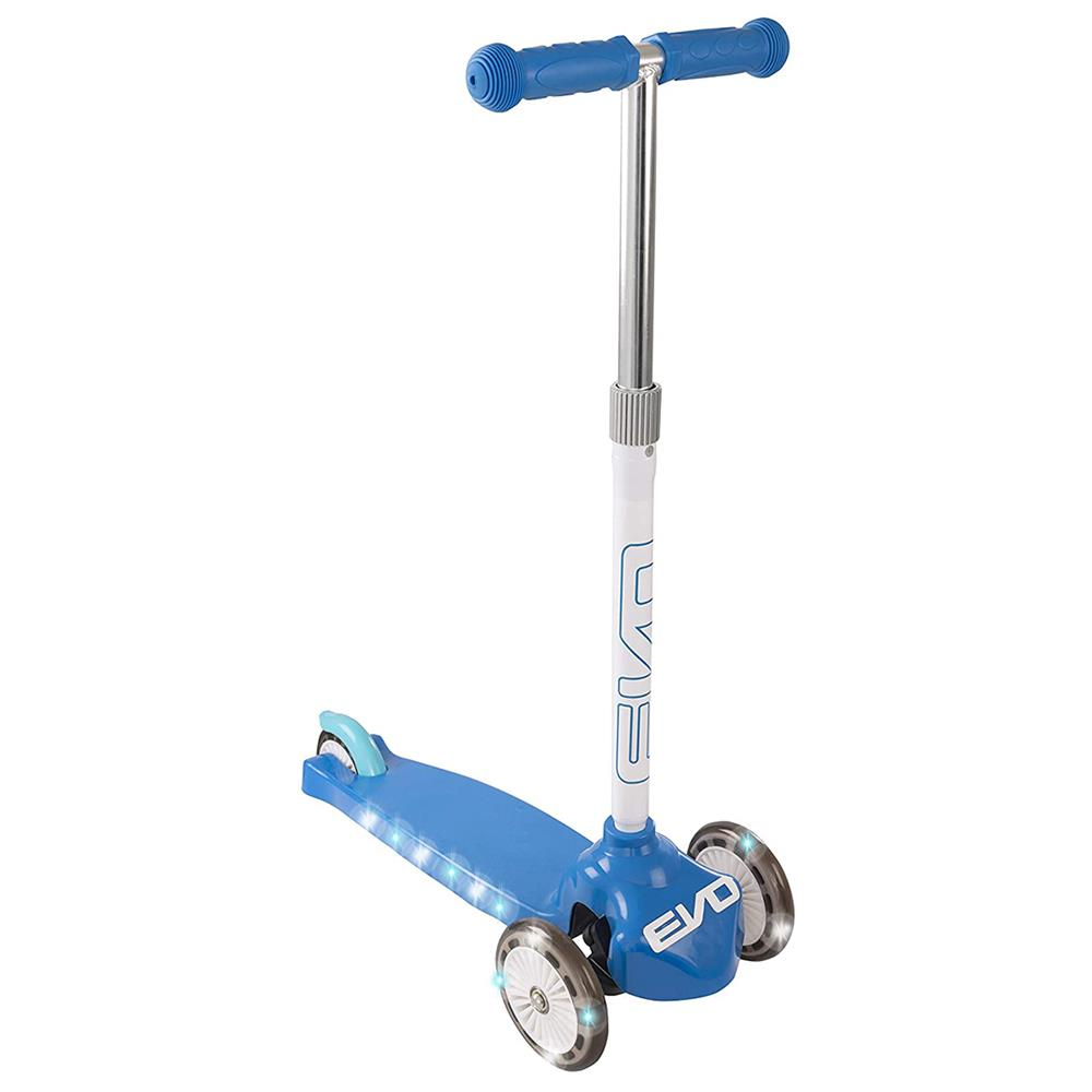 Picture of EVO: Light UP Move N Groove Scooter - Blue