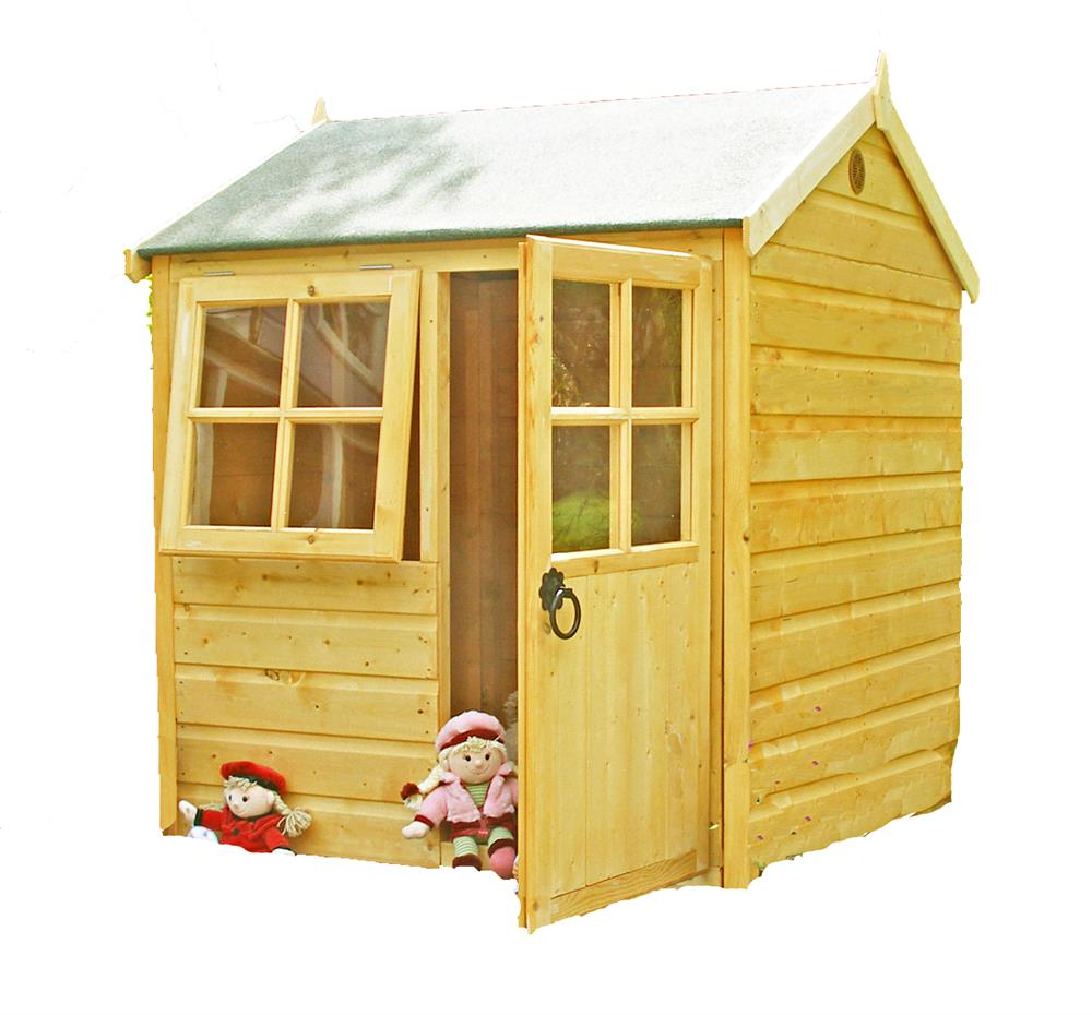 Picture of Shire 4x4 Bunny Children's Playhouse