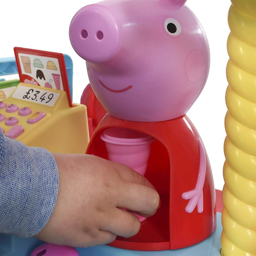 Picture of Peppa Pig: Ice Cream Car Playset
