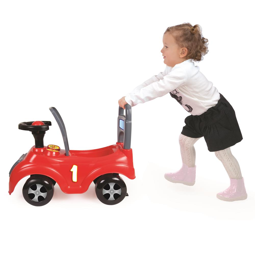 Picture of Dolu Red Sit & Ride Toy