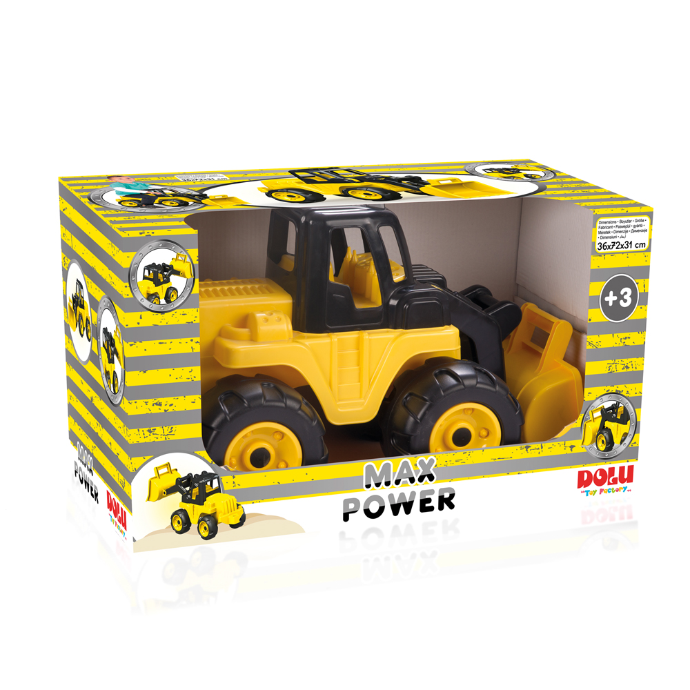 Picture of Dolu Giant Loader Construction Ride On Toy