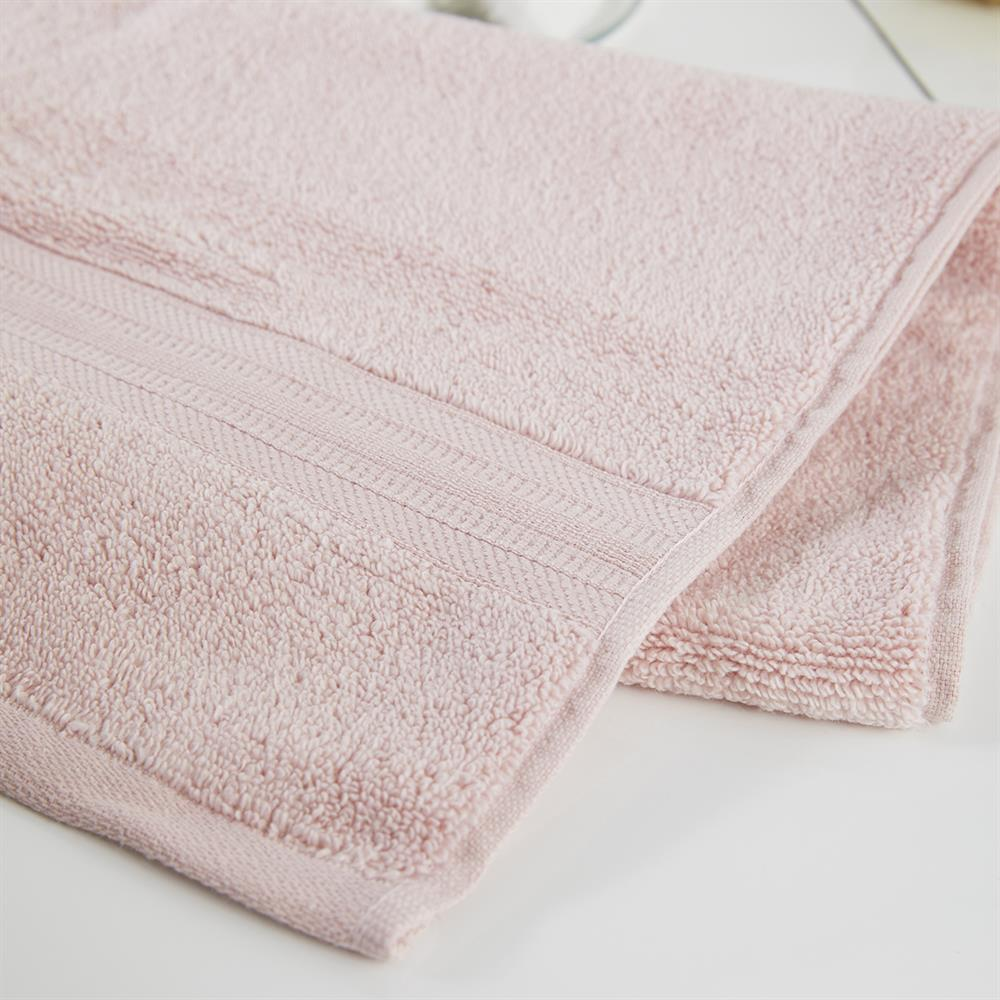 Picture of Home Collections: Luxury Hand Towel Two Pack - Pink