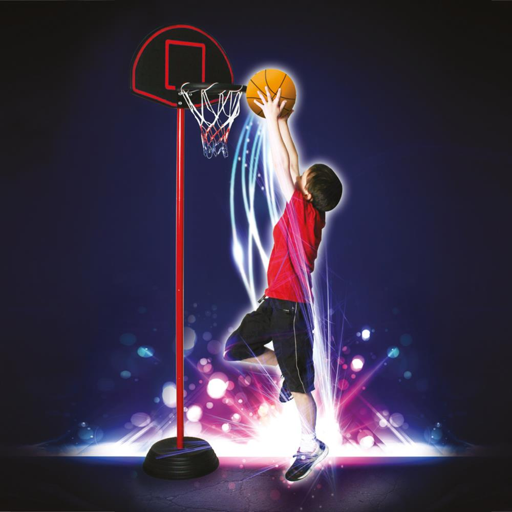 Picture of SlamDunk: Portable Basketball Stand