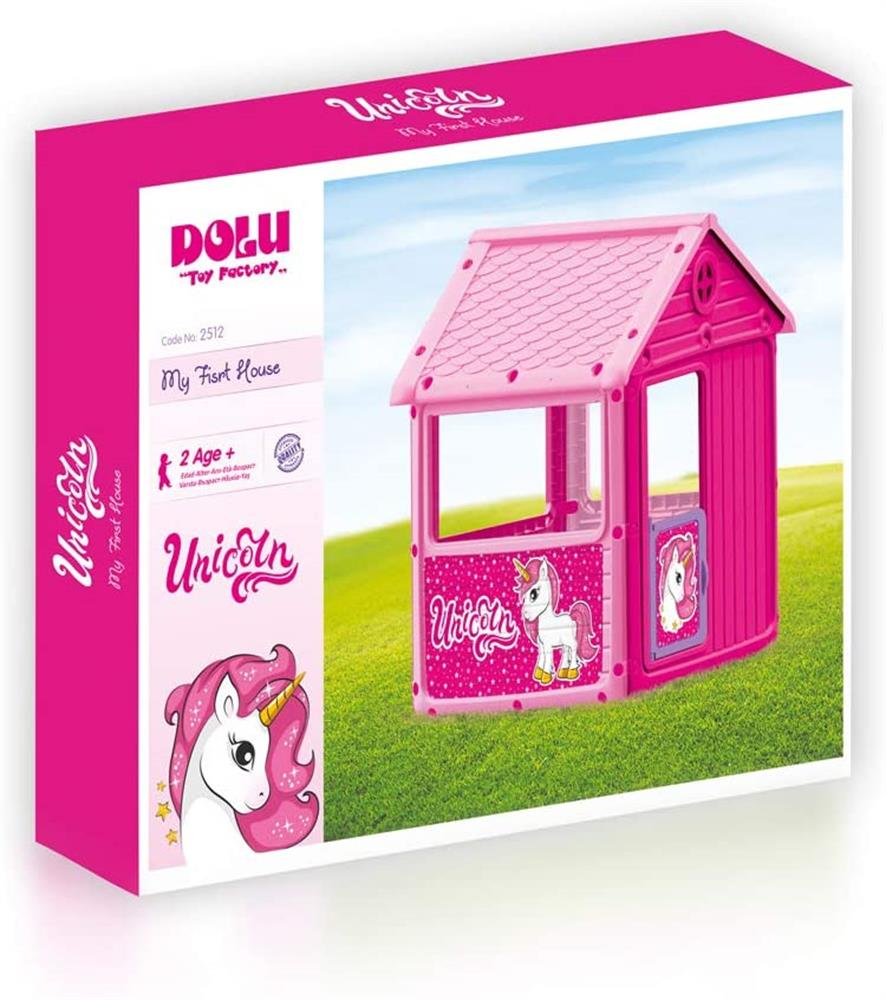 Picture of Dolu My First Unicorn Playhouse