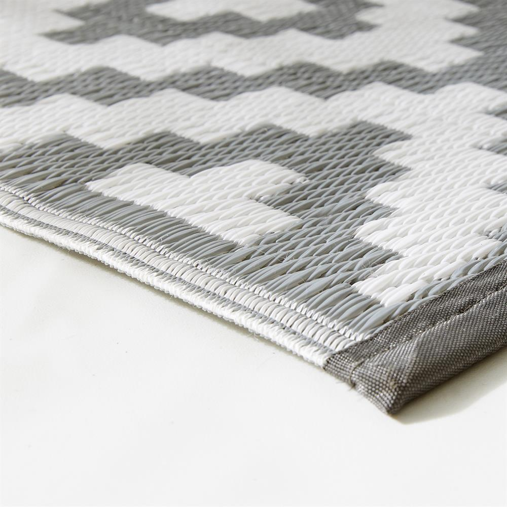Picture of The Outdoor Living Collection: Outdoor Garden Rug - Grey