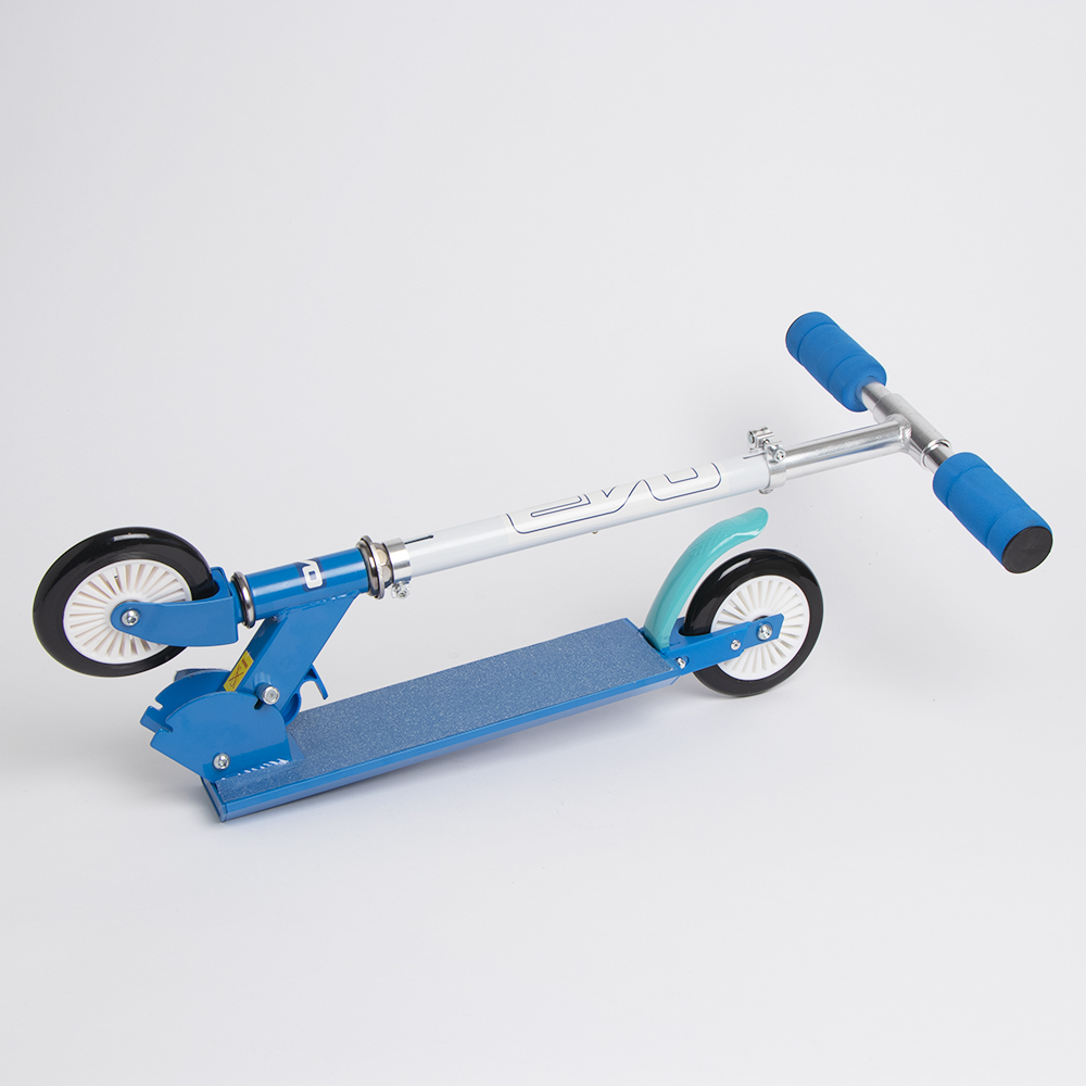 Picture of EVO: Inline Folding Scooter - Blue