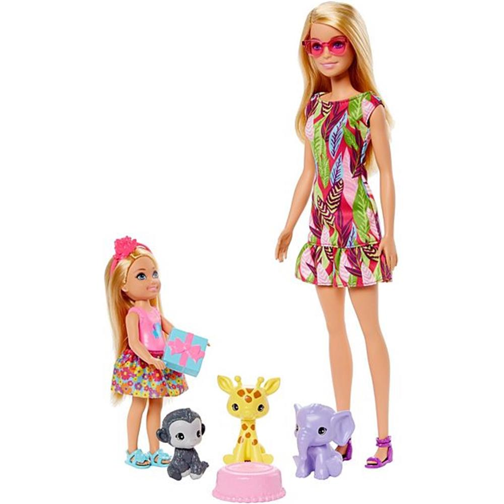 Picture of Barbie & Chelsea The Lost Birthday Dolls and Pets