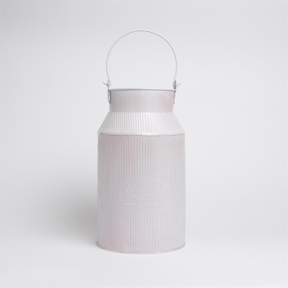 Picture of The Outdoor Living Collection: Decorative Milk Churn - Blush Pink
