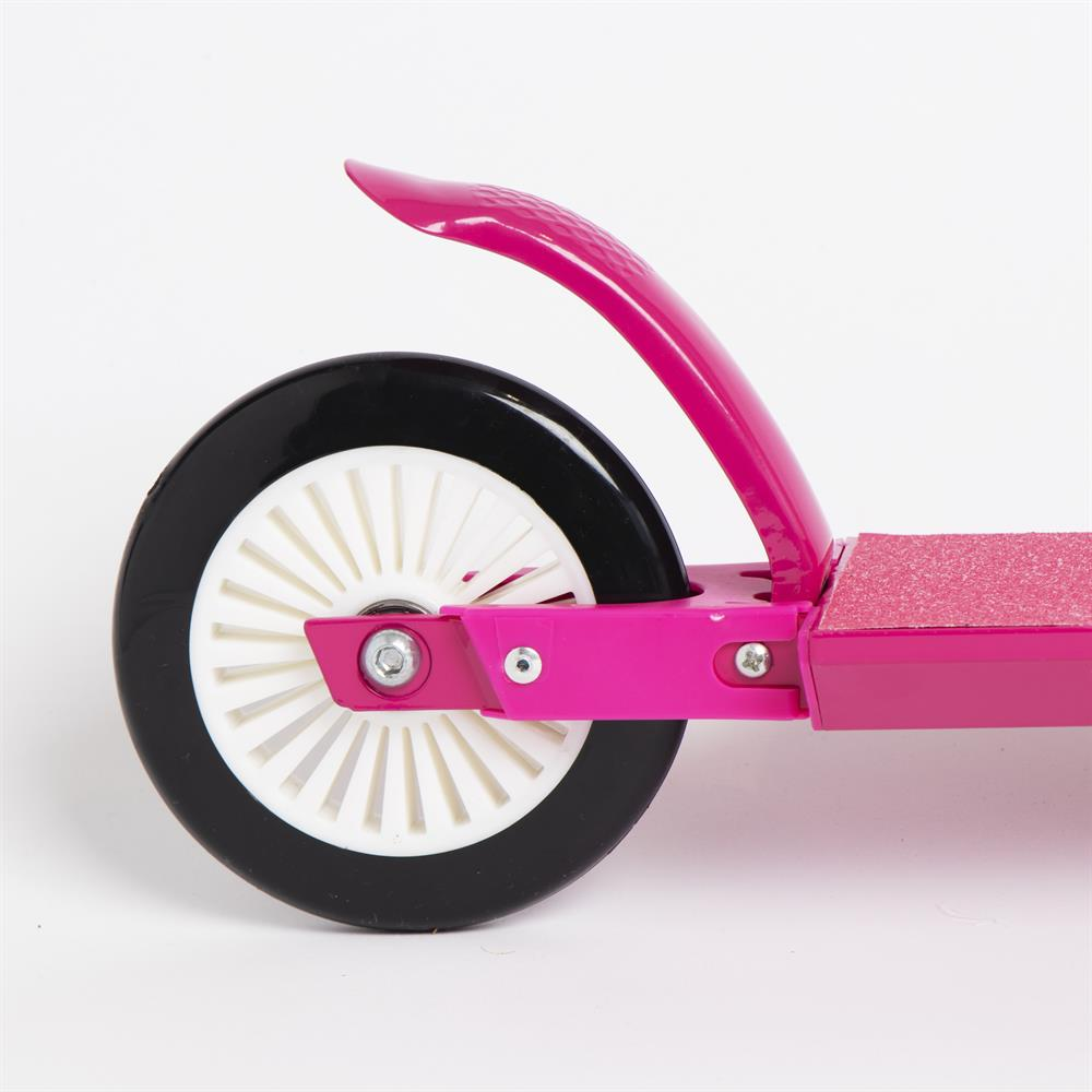 Picture of EVO: Inline Folding Scooter - Pink