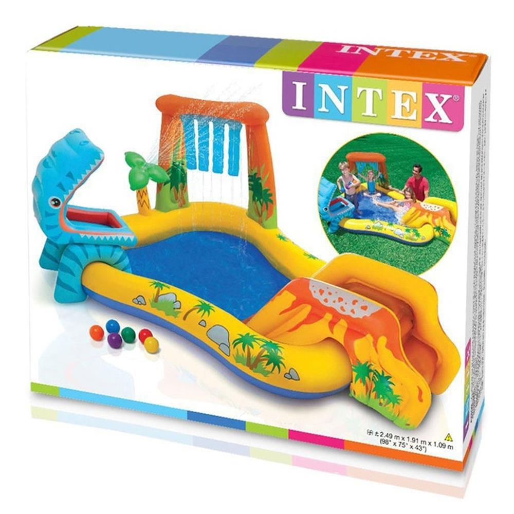 Picture of Intex: Dinosaur Play Centre