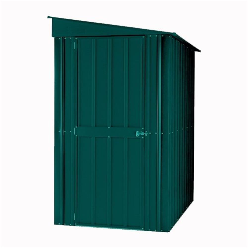 Picture of Store More Lotus Metal Lean- To Shed 4 x 6