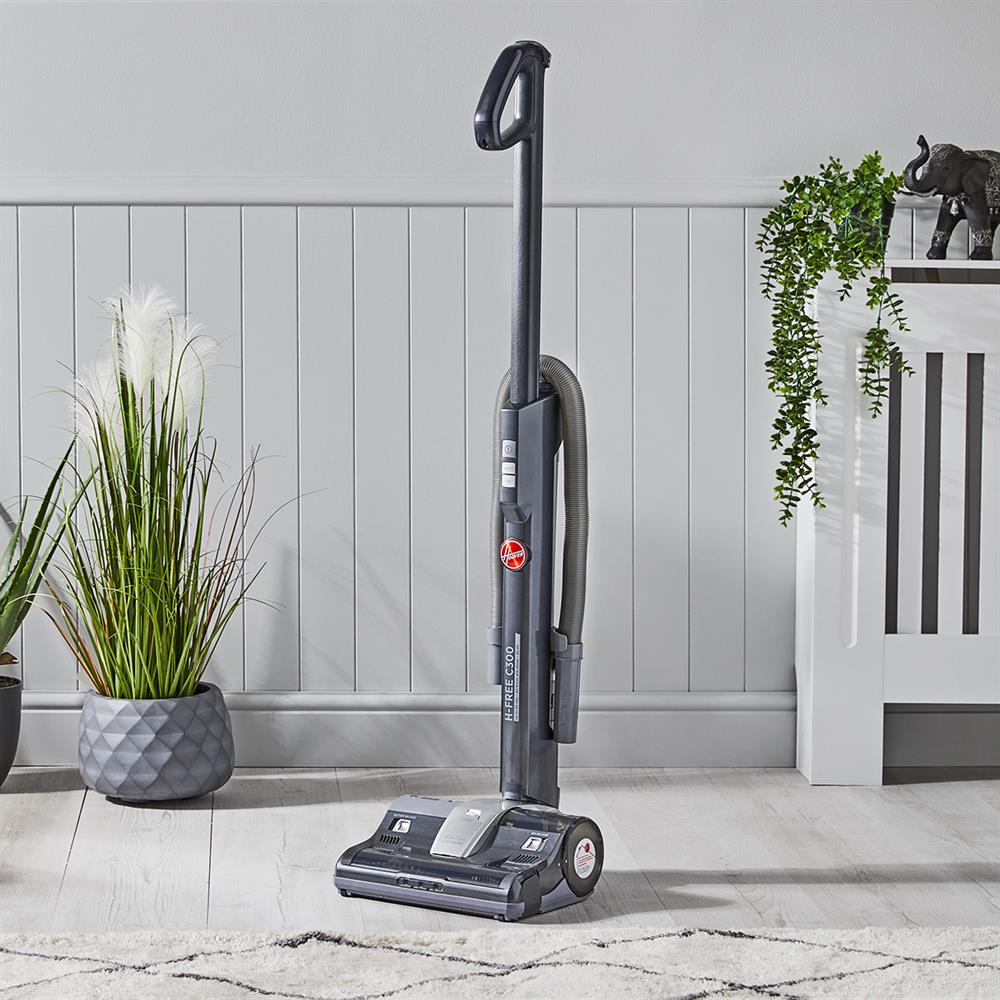 Picture of Hoover: H-Free C300 Compact Cordless Upright Vacuum Cleaner