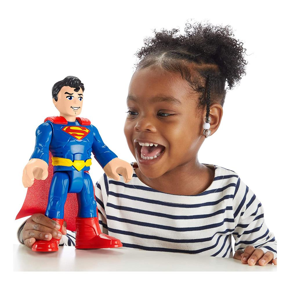 Picture of Fisher-Price Imaginext DC Super Friends Superman XL Figure