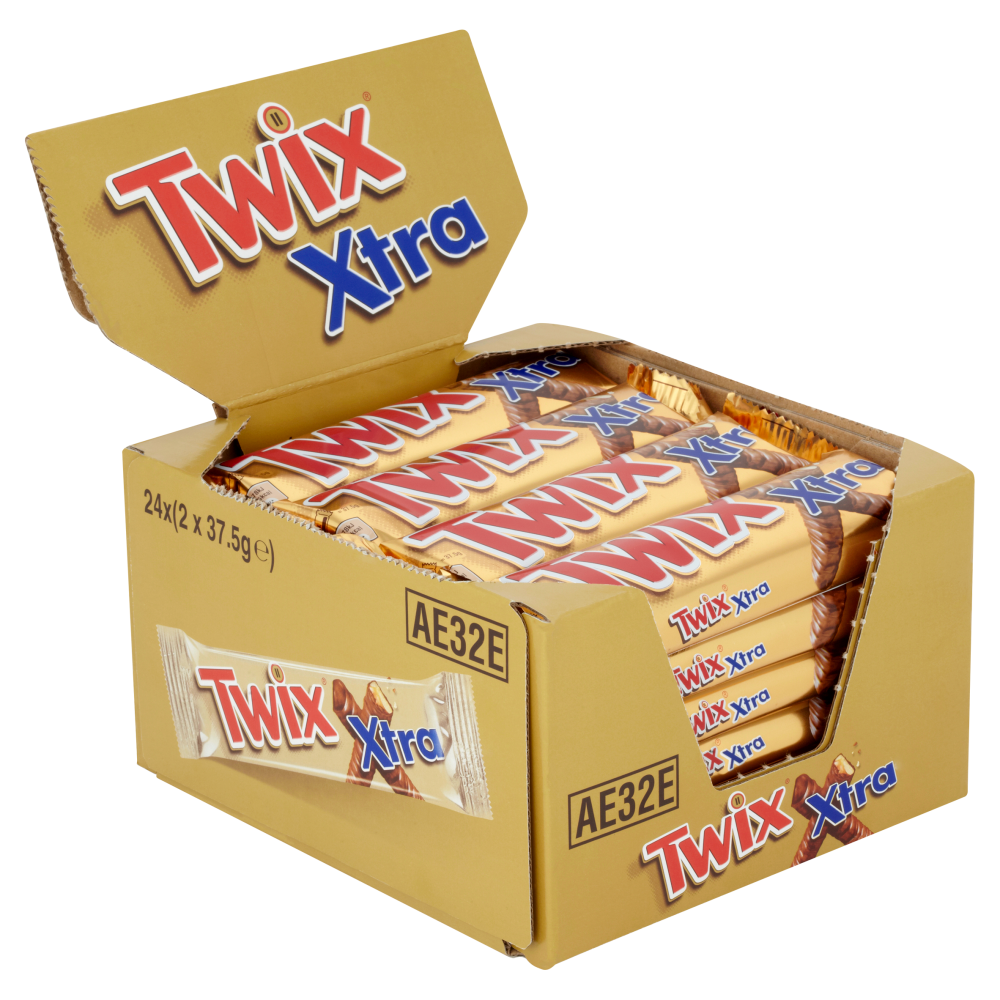 Picture of Twix Xtra (24 x 75g Bar)