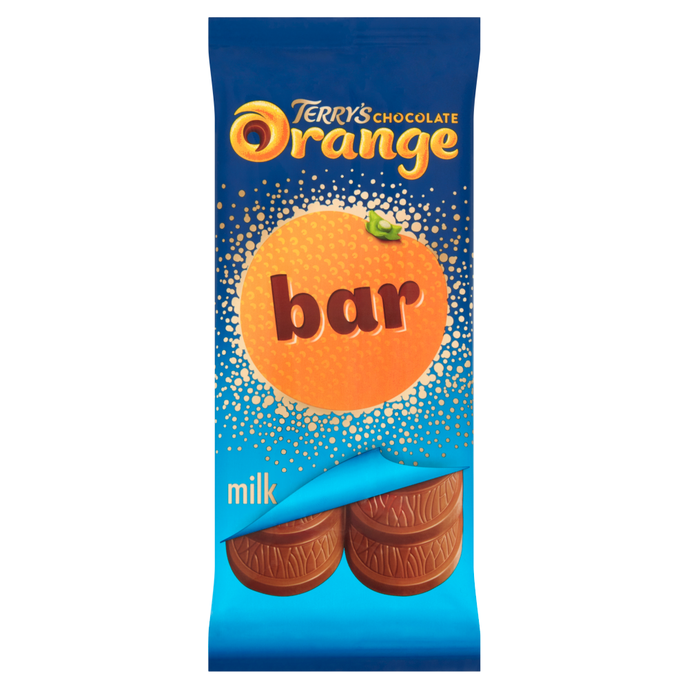 Picture of Terry's Chocolate Orange 90g Sharing Bar (Case of 19)