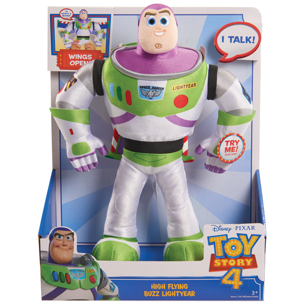 Picture of Toy Story 4: High Flying Buzz Lightyear Plush