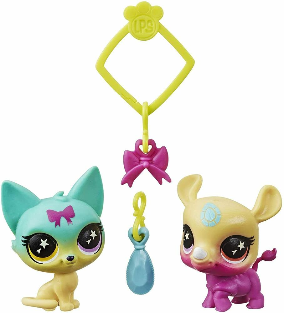 Picture of Littlest Pet Shop: Lucky Pets Glow-In-The-Dark Eyes Surprise Pack