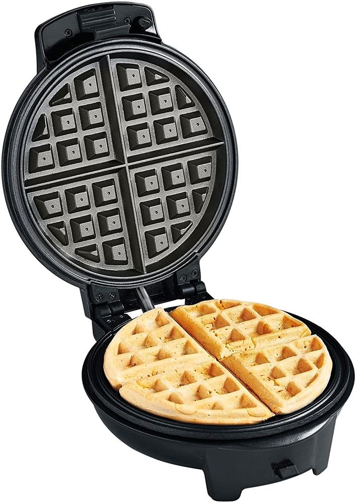 Picture of VonShef 3-in-1 Waffle Maker, Brownie & Doughnut Maker