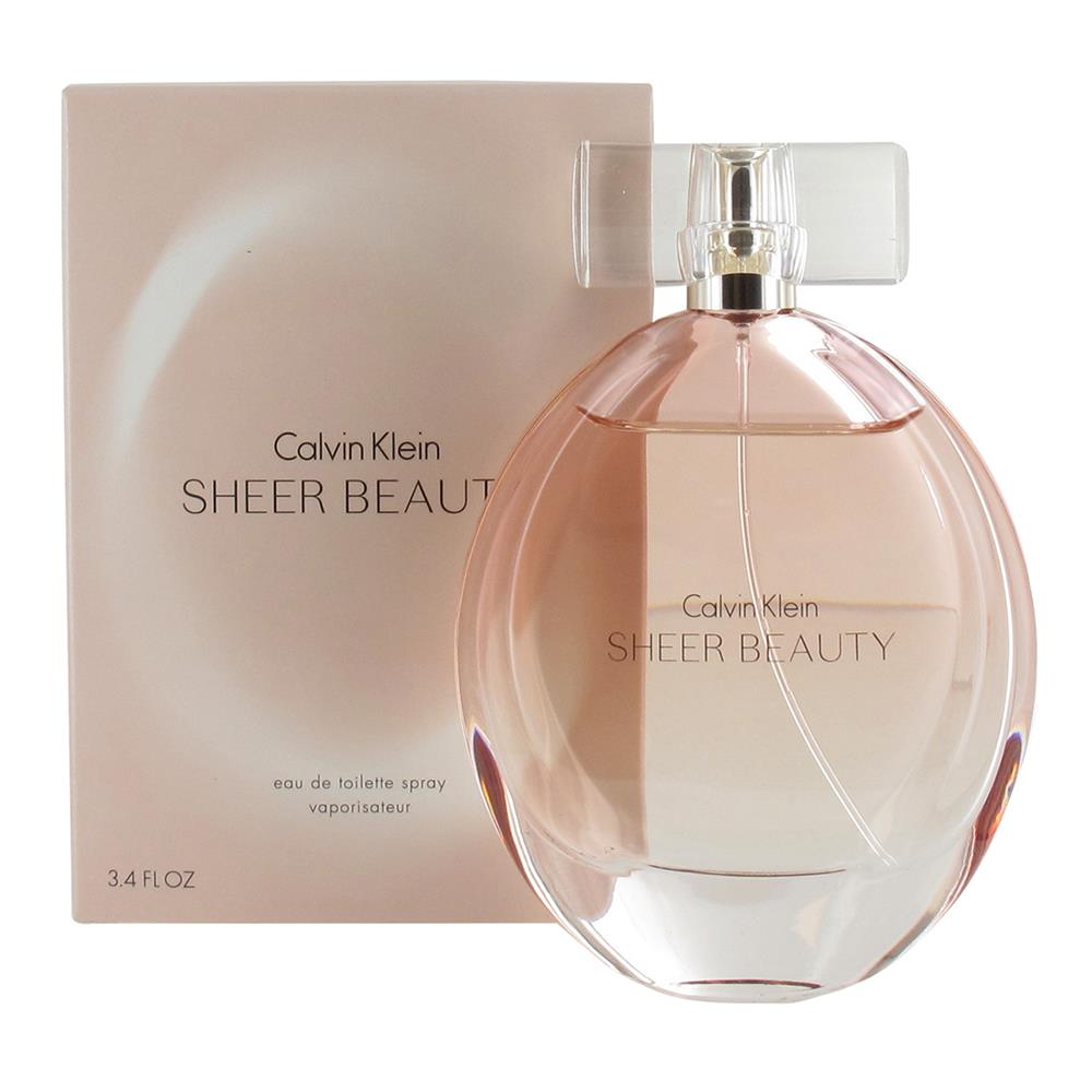 Picture of Calvin Klein Sheer Beauty EDT 100ml