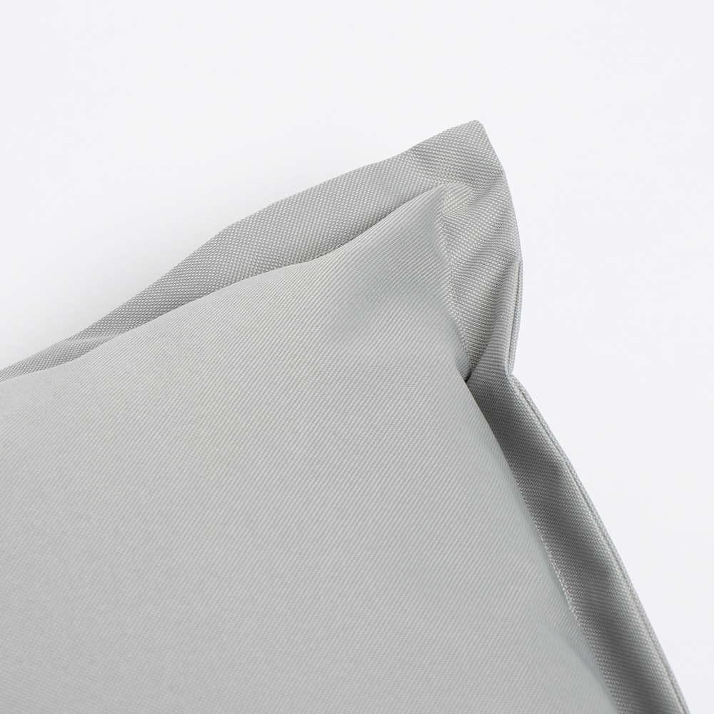 Picture of The Outdoor Living Collection: Large Outdoor Cushion -  Grey