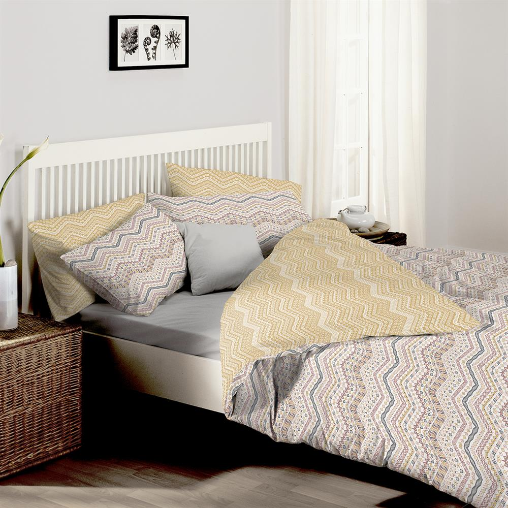 Picture of Home Collections: Aztec Non-Iron Duvet Set