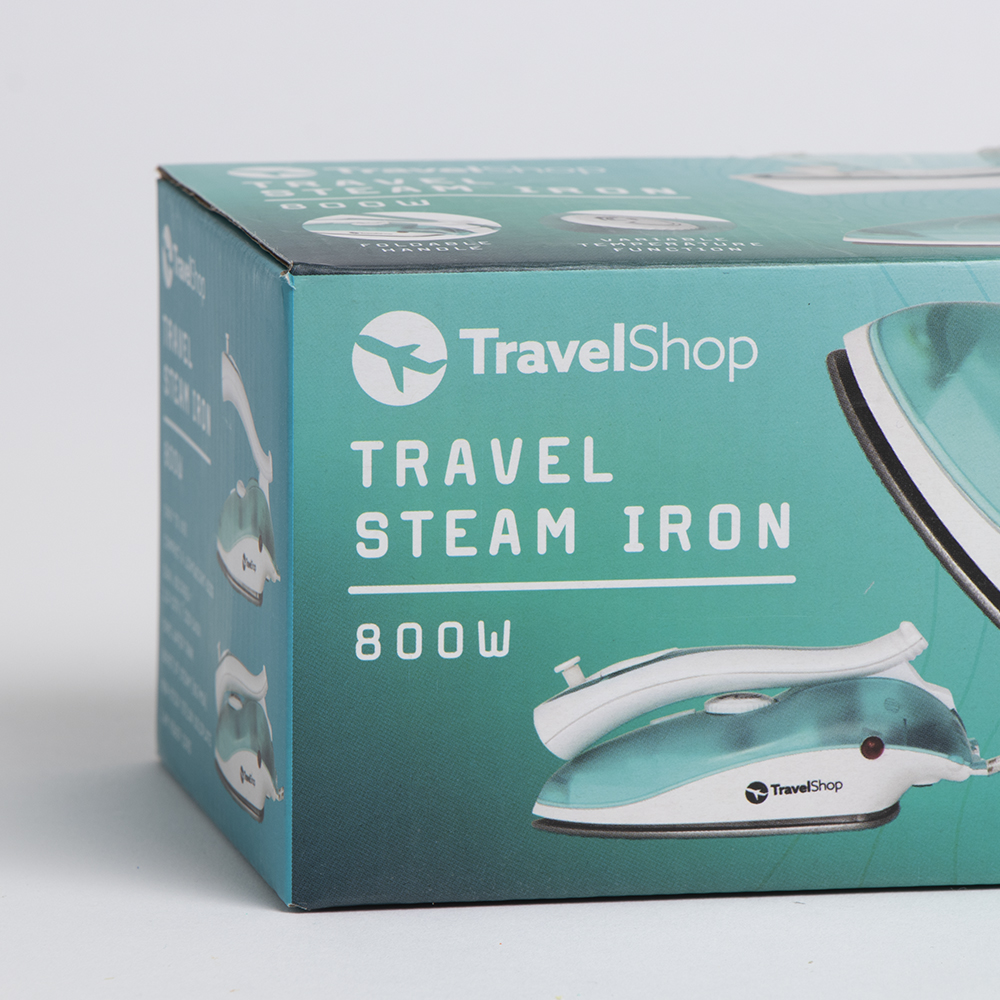 Picture of TravelShop: Travel Steam Iron