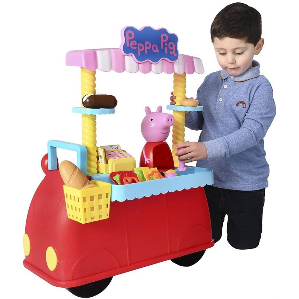 Picture of Peppa Pig Deli Car