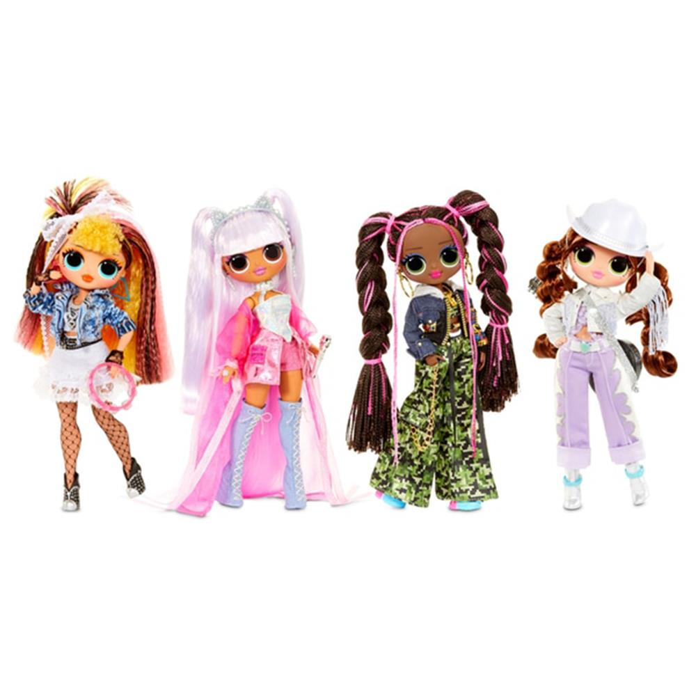 Picture of LOL Surprise!: OMG Remix Fashion Doll - Lonestar