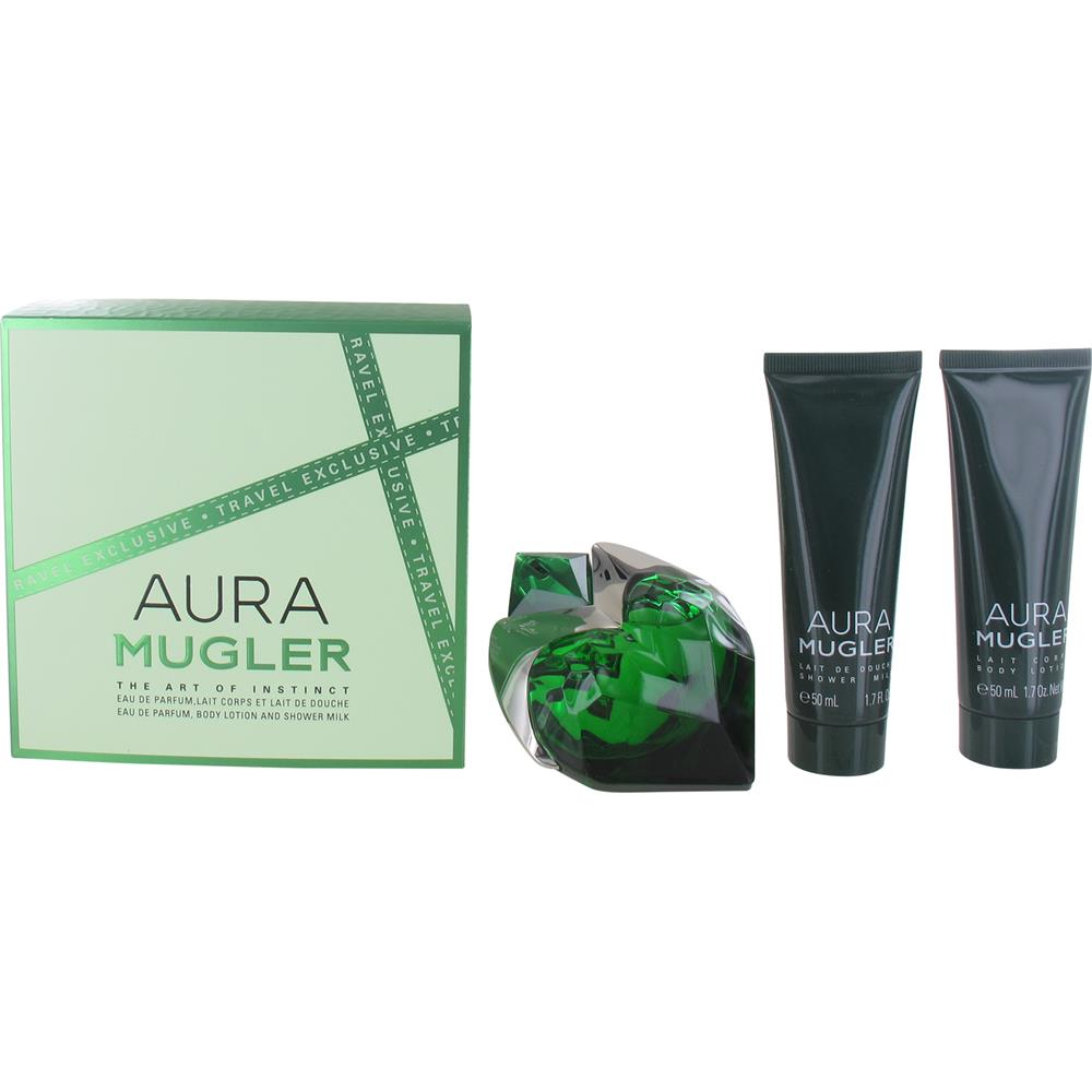 Picture of Aura Mugler Travel Exclusive Gift Set